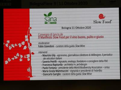 Slow Food Conference