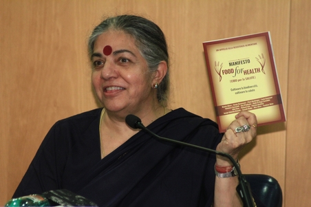 Vandana Shiva: Food For Health (Cibo per la salute)